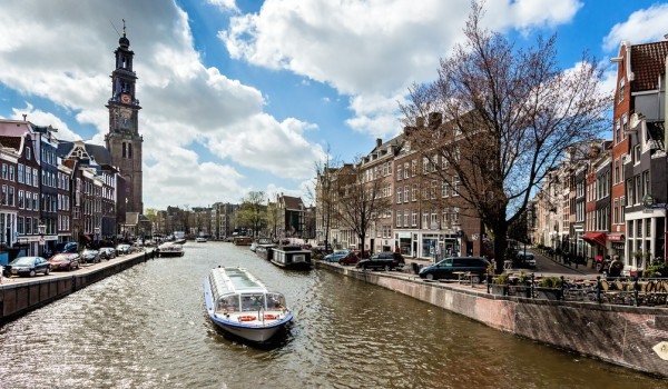 Deal: Rondvaart Amsterdam met 20% korting
