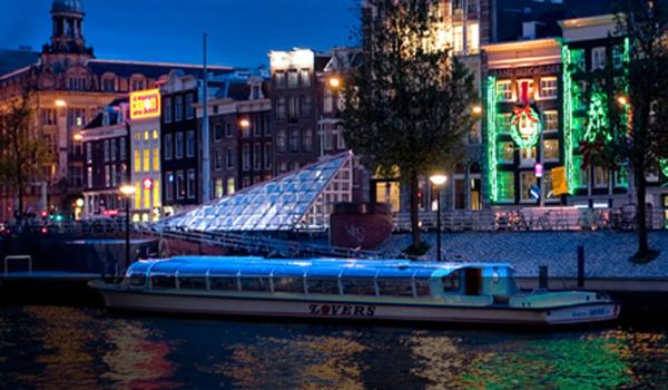 Deal: Evening Canal Cruise Rondvaart